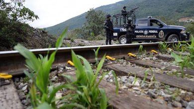 Photo of Impiden a un grupo armado robo a tren de carga en Acultzingo