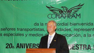 Photo of Conatram pide a AMLO apoyos fiscales y créditos de trabajo