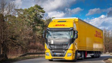 Photo of DHL prueba en Europa camión 100% a Gas Natural Licuado