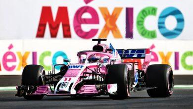 Photo of México pierde derecho preferencial en la Fórmula 1 para el 2020
