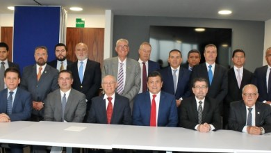 Photo of Canacar presenta plan de seguridad a subsecretario de Transporte