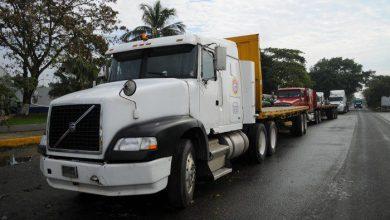 Photo of Por inseguridad, operadores van en convoy en la Ixcaquixtla-La Colorada