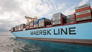 Photo of Maersk confía en que mejore el comercio de México en el segundo semestre del año
