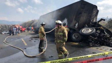 Photo of Ya son 21 muertos en el accidente en la Puebla Veracruz