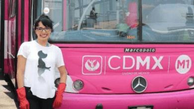 Photo of Poder Femenino sobre ruedas de autobús