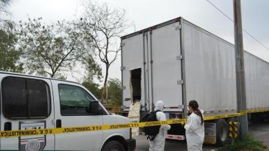 Photo of 300 migrantes viajaban dentro de caja de trailer, infectados con viruela, varicela y sarampión