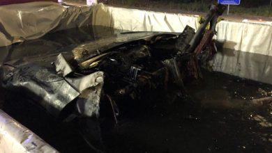 Photo of Un Tesla se incendia en estación de carga, así quedó