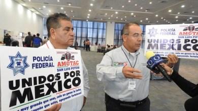 Photo of Amotac en contra de la desaparición de la Policía Federal