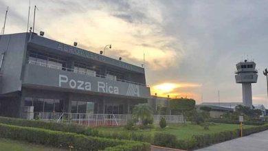 Photo of Tajín, el aeropuerto sin vuelos