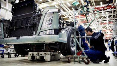 Photo of Exportación y producción de camiones cae mas de 20% en febrero de 2020