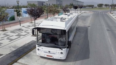 Photo of Prueban autobús que se carga directamente del suelo