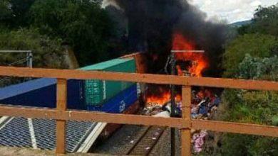 Photo of Reporta KCSM 8 lesionados en choque de trenes en Hidalgo