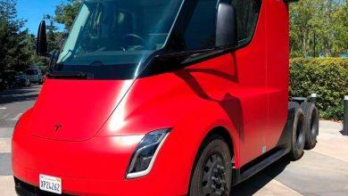 Photo of Se acerca producción del Tesla Semi en 2020