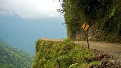 Photo of Las carreteras más extremas y peligrosas para conducir en el mundo