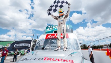Photo of Zapata Racing repite primer lugar en SuperCopa