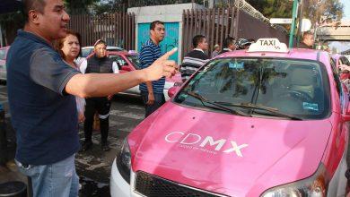Photo of Taxistas abusados aprovecharon para trabajar mientras otros protestan