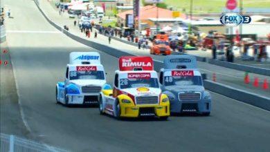 Photo of Todo listo para los Freightliner en el autódromo de Puebla