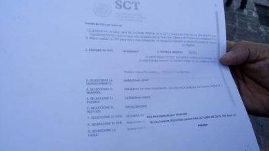 Photo of Sigue colapsado el sistema de citas para el examen médico de SCT