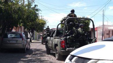 Photo of Mega operativo asegura camiones y mercancía en Apaseo