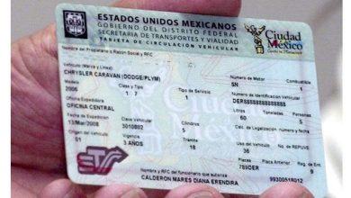 Photo of Así puedes renovar tu licencia y la tarjeta de circulación de la CDMX en línea