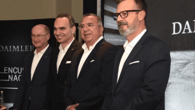 Photo of Daimler premia a sus distribuidores en el Encuentro Nacional 2020