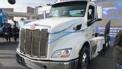 Photo of Paccar presenta sus camiones eléctricos y autónomos en el CES de Las Vegas