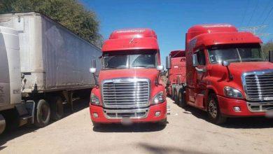 Photo of Por la pandemia, 35% del autotransporte de carga está frenado