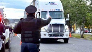 Photo of Inician multas por circular a Transportistas de carga en Guadalajara