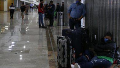 Photo of Mas de 400 vuelos suspendidos en el norte del país