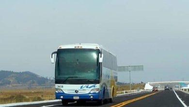 Photo of Asaltan otro autobús de la línea VÍA en Puebla