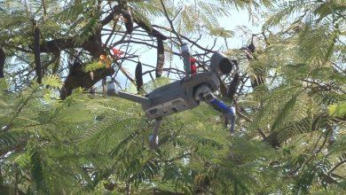 Photo of En Mexico ya se usan drones para combatir el Coronavirus