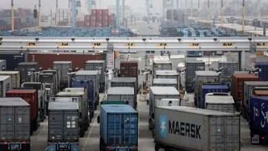 Photo of Coronavirus pega fuerte a transportistas en puerto de los Angeles