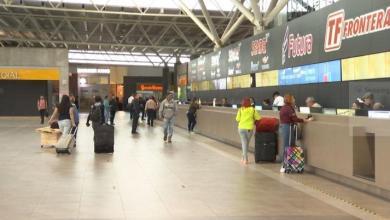 Photo of Centrales de autobuses vacías en semana santa
