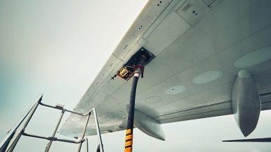 Photo of Un litro de combustible para avión cuesta menos que uno de agua