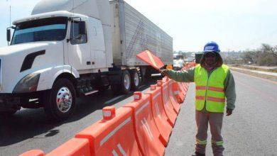 Photo of Prevén transportistas más accidentes en la 57 por reparaciones