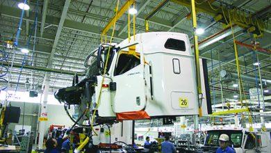 Photo of Cae producción de camiones en mas de 85%
