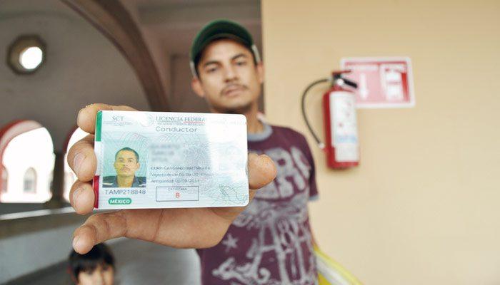 SCT Licencias