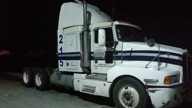 Photo of Detienen a 8 que robaban camiones en Edomex