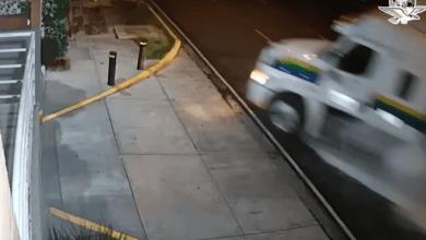 Photo of Nuevo video de camión de Valvo que se metió a locales en Eje Central