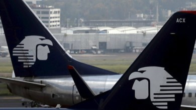 Photo of Aeroméxico cae 73% respecto a 2019