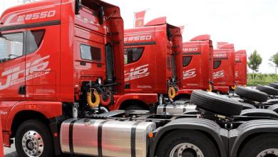 """Photo of Les vino """"como anillo al dedo"""". En China, las ventas de camiones crecen 71%"""