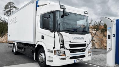 Photo of Scania lanza su primera gama de camiones eléctricos… en Europa
