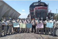 Photo of Ferrocarrileros denuncian falta de sanitización en Ferromex y Ferrosur