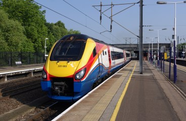 East Midlands Trains engineering works confusion