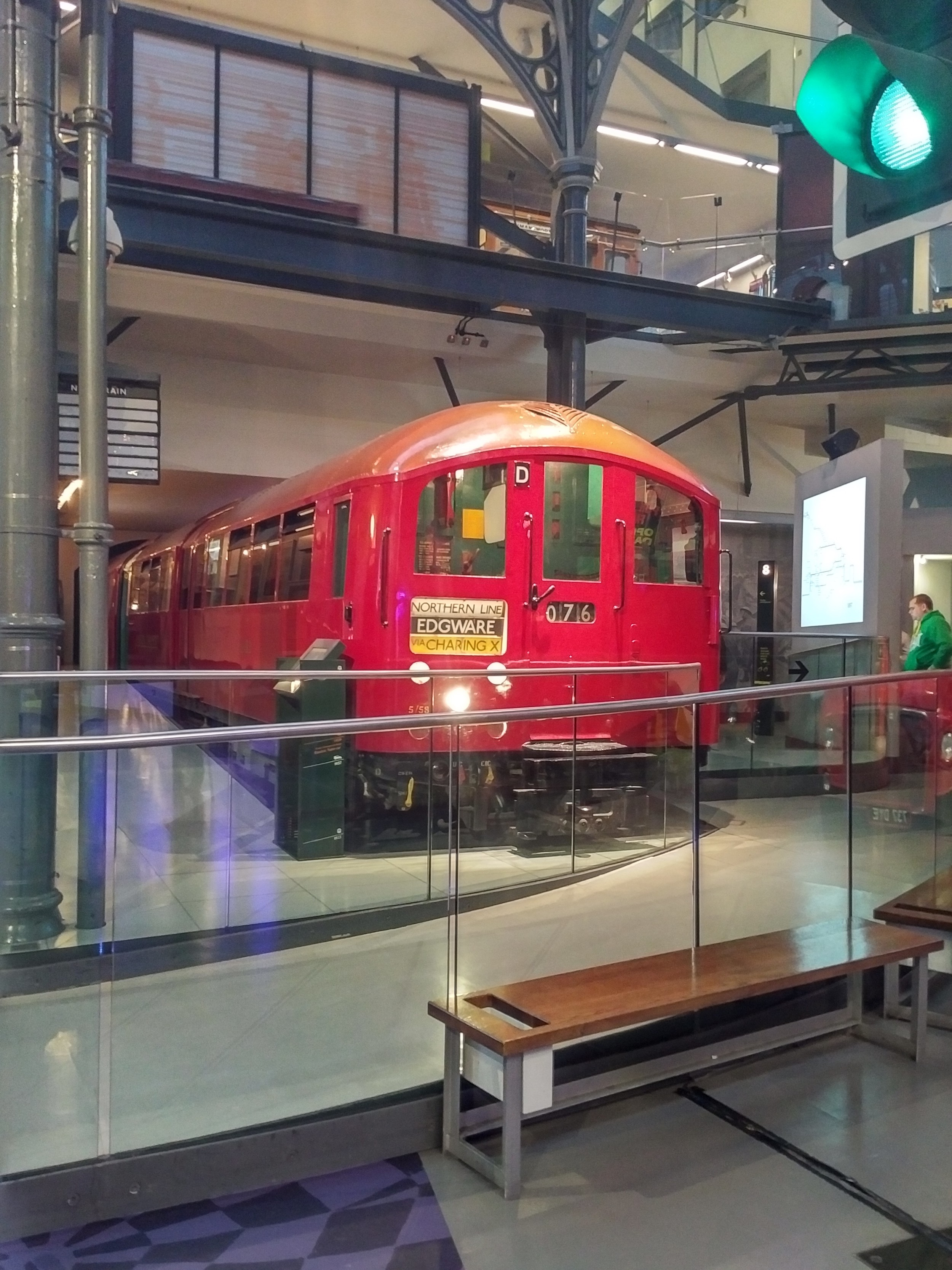 The London Transport Museum – a brief introduction to my