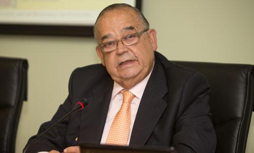presidente de cetm Marcos Montero