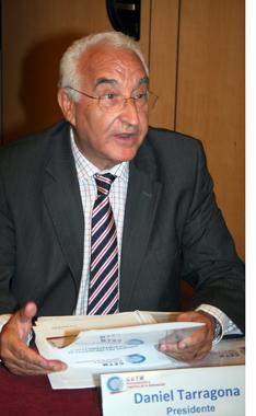 Daniel Tarragona, presidente de CETM Portavehículos