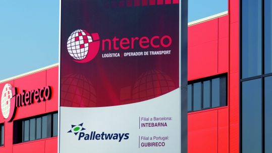 Palletways servicio de Intereco