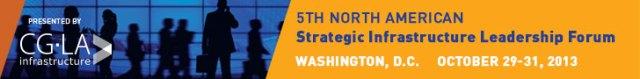 CG-LA 5th North American Strategic Infrastructure Leadership Forum