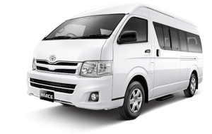 Toyota Hiace 10 pax